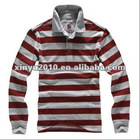 long sleeve polo shirts for men