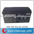 12V150AH VRLA Battery,power supply