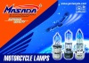 motorcycle halogen bulb,motorcycle lamp