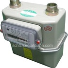 Rotary mechanical type gas flow meter (G1.6, G2.5, G4)