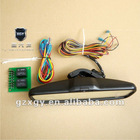 3.5INCH XGY car rearview mirror monitor for reversing for TUCSON SONATA HYUNDAI KIA Corea series cars