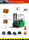 forklift lights parts
