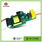 6w Constant Current LED driver for bulbs
