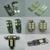 car Error free 13 SMD T10 canbus led lamp