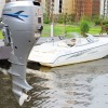 Outboard Motor, 6HP, 4-stroke,F6