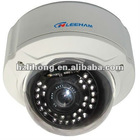 Newest type 2 Mega-pixel IP IR Dome camera