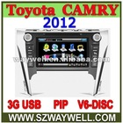 Car DVD for Toyota Camry 2012