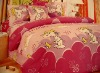 100% cotton reactive bedding set