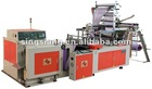 Servo Motor Driven Full Automatic Perforating Bag On Roll Making Machine with Automatic rewinding Module