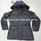 Clothing liquidation women's padding jacket