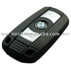 Remote control blank car key for new and old BMW 868/315/433 mhz