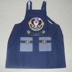 2012 functional grease proofing fabric apron