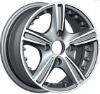 BK106 aluminum wheel for a car
