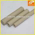 mullite ceramic tube/porous ceramic/insulation tube