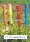 Citronella Bamboo Garden Torches Candles