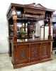 Classical Solid wooden bar funiture/bar cabinet