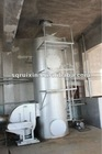 Distillation equipment and the boilers for the waste engine oil or waste oil
