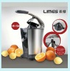 Hot sell electric citrus squeezer with stainless steel panle and pretty design