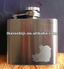 the promotional mini stainless steel wine pot