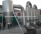 2012 hot selling 500kg/hour Airflow wood sawdust dryer