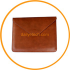 Envelope PU Leather Pouch for iPad 2 3 Brown from dailyetech