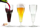 Home Party Bar Favor longneck Red Wine Beer whisky Glass Goblet Drinking Cup Mug