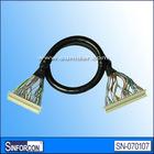 LVDS cable FI-X-30P TO MOLEX51146-30P