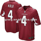 Youth NO.4 Kevin Kolb Game Team Color Jersey