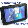 Stand Folio PU Leather Case Cover for Galaxy Tab Plus 7.0 P6210 P6200