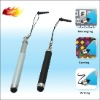 Fiber Tip touch pen with ball pen for ipad