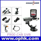 F900 HD Car Camera DVR Continuous Auto Focus Video Camera Recorder DVR