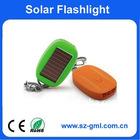 3 LED Keychain Mini Solar Energy Flashlight