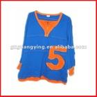 children's long sleeve darkblue T-Shirt