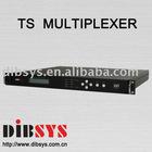 8in1 DVB headend IP multiplexer
