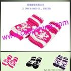 jacquard knitting gloves ccap-8047