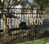 modern iron fence design ETN F051