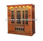 wooden sauna bucket with high quality