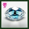 gallant style Gems stone marquise cubic zirconia