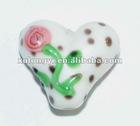 glass bead for bracelet