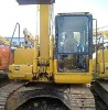 Used Komatsu Low Price Excavator PC130-7