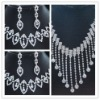 Fashion Necklace And Earring Jewelry Sets