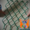 Green Chain Link Fence 900 mm High (3 feet)
