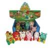 Lovely Cartoon Car Toy, Vinyl Toy For Kids