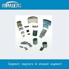 Segment magnets & skewed segment