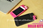 newest silicone mobilephone case with many colors in 2011