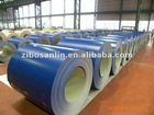 Color steel rolled coil