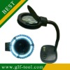 Best-208L 5x/10x 36 LED magnifying glass table lamp
