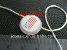 Custom logo string seal