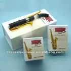 2012 most powerful puffs Clear Electronic Cigarette Cartomizer ----Rocket Sax E-cigarette