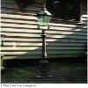 1.95m cast iron lamp pole